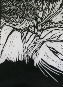 Wildwood – woodcut