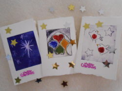 examples of printed cards